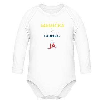 Body Mamička + ocinko = JA