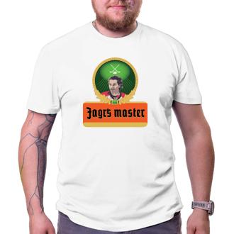 Tričko Jagr's master