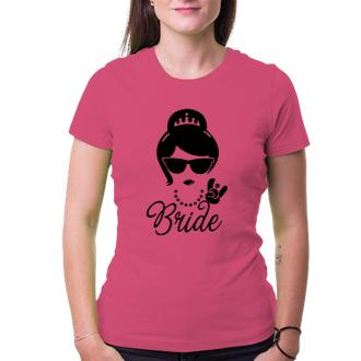 Svadobné Tričko Bride