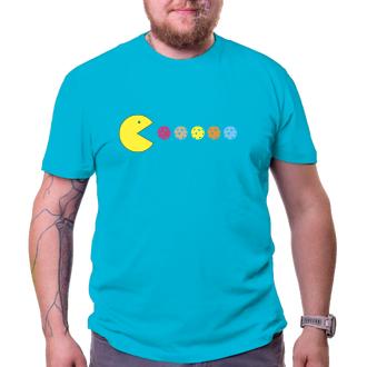 Šport Pacman likes florbal