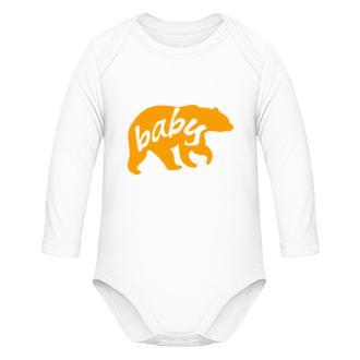 Body Baby bear