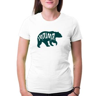 Tričko Mama bear