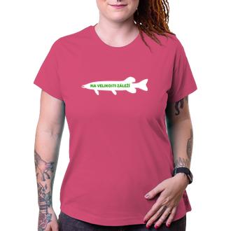 Rybári Na veľkosti záleží