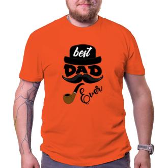 Pre oteckov Tričko Best dad