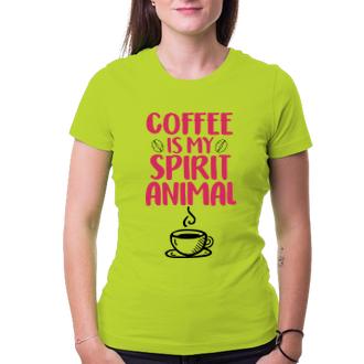 Tričko Spirit animal