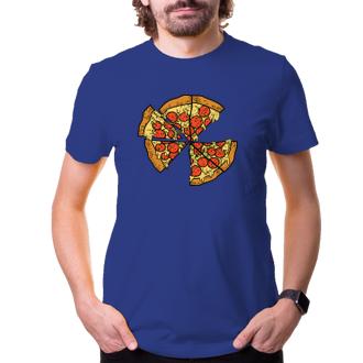 Tričko Pizza rodina táta