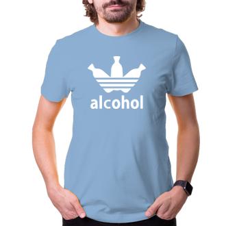 Tričko Alcohol