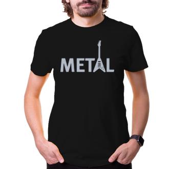 Tričko Metal