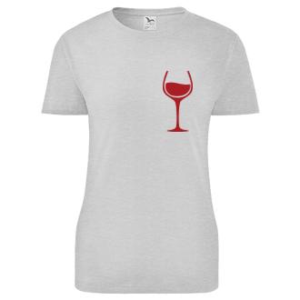 Tričko Wine is my love