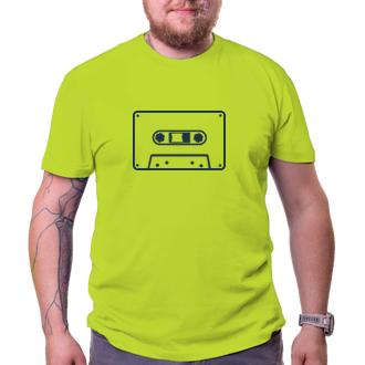 Tričko Cassette