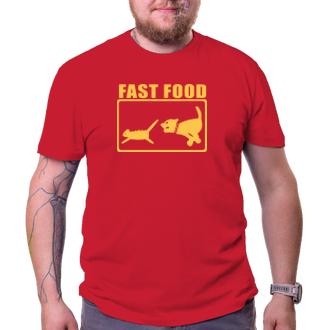 Tričko Fast food
