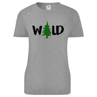 Hubári Tričko Wild