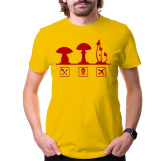 Tričko Mashrooms