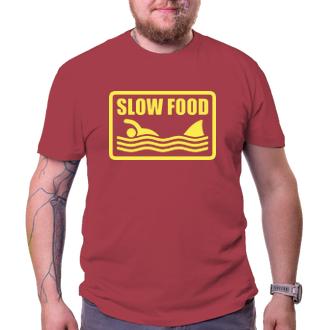 Tričko Slow food