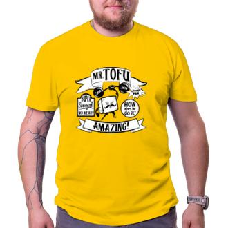 Tričko Mr. Tofu
