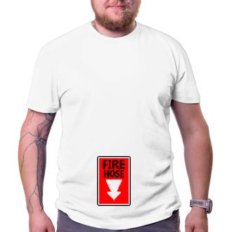 Hasiči Tričko Fire hose