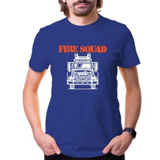 Hasiči Tričko Fire squad