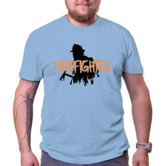 Hasiči Tričko Firefighter