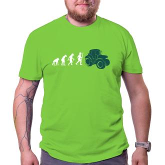 Poľnohospodári Tričko Poľnohospodár evolution