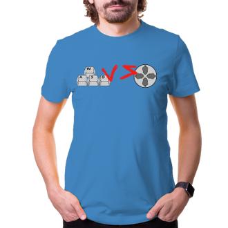 Tričko PC vs Console