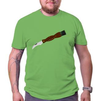 Hubári Tričko Hubársky nožík