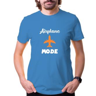 Cestování Tričko Airplane mode
