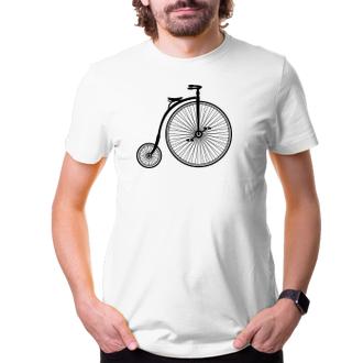 Cyklisti Tričko Old bike