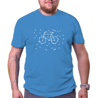 Cyklisti Tričko Hviezdne koleso
