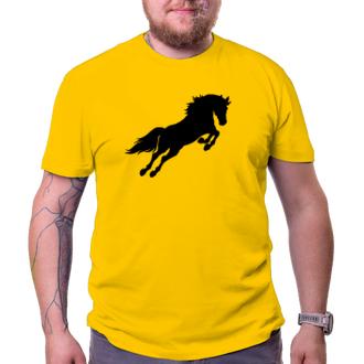 Kone a konaci Tričko Horse
