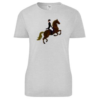 Kone a konaci Tričko Drezúra