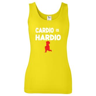 Posilňovňa Cardio hardio
