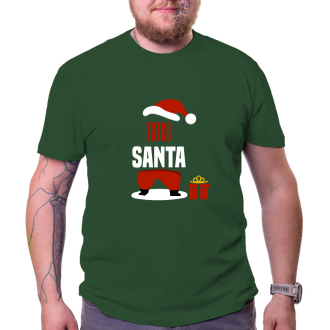 Tričko Tatko - Santa