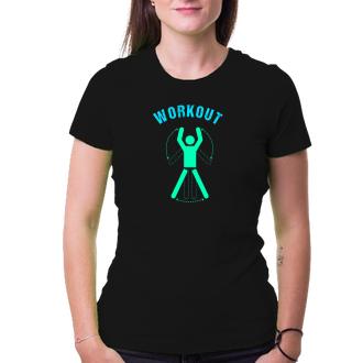 Tričko Workout