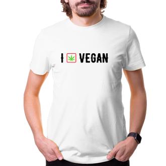 Tričko I vegan