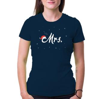 Párové vianočné tričko pre ňu