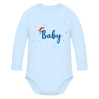 Tričko Vianočný Bodýčko - Baby