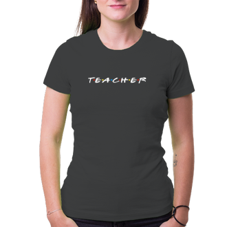 Učitelia Tričko Teacher