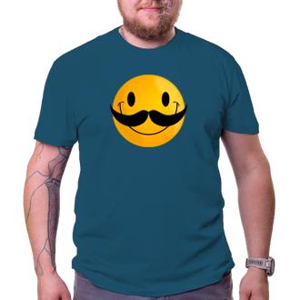 Movember Tričko Movember smile