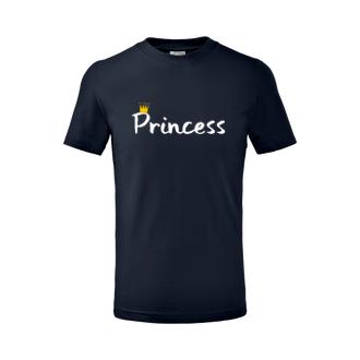 Tričko pre dcéru Princess