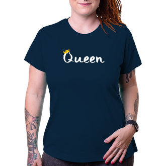 Tričko pre mamu Queen