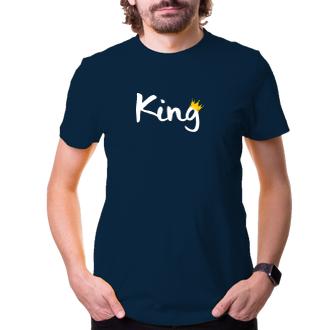 Tričko pre otca King