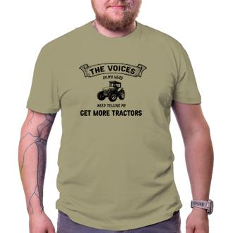 Poľnohospodári Traktorista