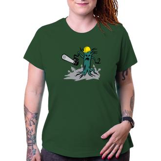 Tričko Chráňte naše lesy