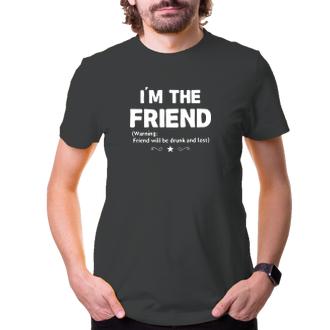 Pánske tričko Friend