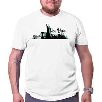 Cestování Cestovateľské tričko New York
