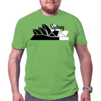 Cestování Cestovateľské tričko Sydney