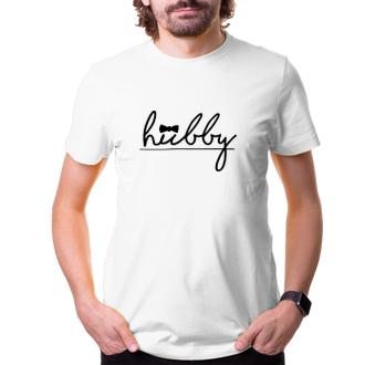 Párové tričko Hubby