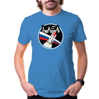 Geek Vesmírne tričko Nasa