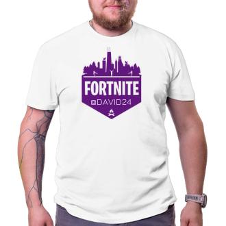 Gaming Detské tričko Fortnite