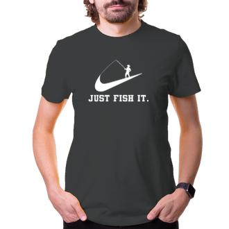 Rybári Rybárske triko Just fish it
